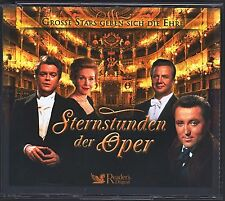 Sternstunden der Oper -  Reader's Digest  5 CD Box   2007