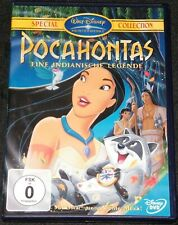 DVD Walt Disney Meisterwerke: Pocahontas (Special Collection)