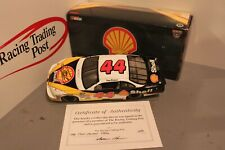 1998 Tony Stewart Shell 1/24 Action NASCAR Diecast Autographed