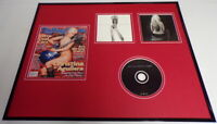 Christina Aguilera Framed 16x20 Stripped CD & Rolling Stone Cover Set