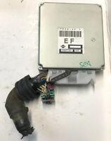 2000-2001 Nissan Sentra 1.8L MT Engine Control Module #JA56Q21B58