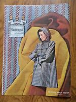 1945 Forstmann 100% Virgin Wool Fashion Ad