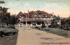 VICTORIA BC 1905-07 Long Gone Oak Bay Hotel , 1905-1962, VINTAGE CANADIAN HOTEL