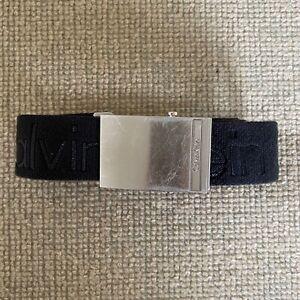 Calvin Klein Belt Size Mens 26-30 + Free Shipping