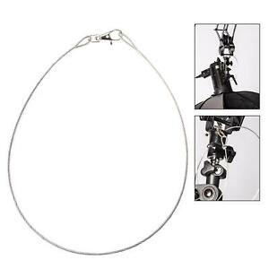 Safety Bond Steel Wire DJ Lighting Cable 50KG Heavy Duty Disco Stage Chain Rope