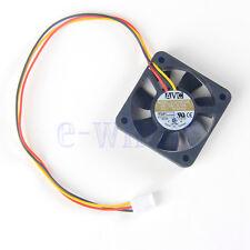 1 pcs Brushless DC Cooling Fan 50X50X10mm 3pin 12V 50mm new BE