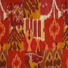 John Lewis & Partners Theia Furnishing Fabric, Red 1m