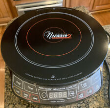 New listing Nuwave 2 precision induction cooktop Very Clean And Nice