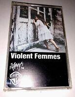Violent Femmes Self Titled Cassette Tape 1983 Slash Records Blister in the Sun