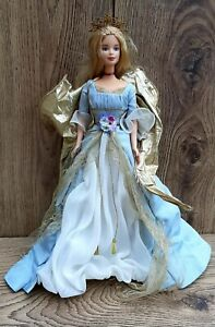 Vintage 1999 Barbie Doll Collectors Edition Angel of Peace Mattel #24240