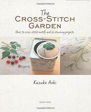 El Punto de Cruz Jardín Por Kazuko Aoki , Nuevo Libro, Gratis & , ( Paperba