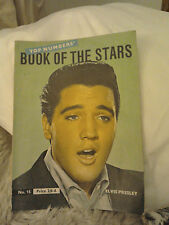 Book Of The Stars OLD VINTAGE uk  1960's FILM CELEBRITY BOOKAZINE