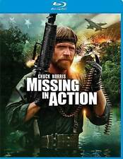 MISSING IN ACTION BLU-RAY - SINGLE DISC EDITION - NEW UNOPENED - CHUCK NORRIS