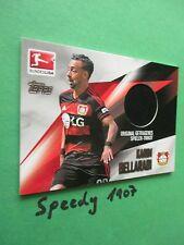 Topps Bundesliga Chrome 2016 Trikot Karte Bellarabi Leverkusen Trikotkarte