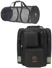 Akona Roller Bag & Mesh Duffel Set Travel Package Scuba Diving Gear Bag NEW!