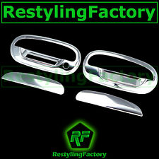 97-03 Ford F150+04 F150 Heritage Chrome ABS 2 Door+Keypad+no PSG KH Handle Cover