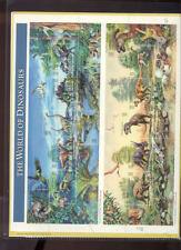 #3136 32c Dinosaurs Sheet USPS #9712 Souvenir Page