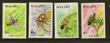 MALAWI: 1991 Insects set SG 868-71 unmounted mint