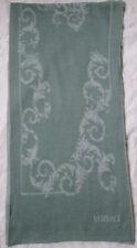 -Superbe   Echarpe GIANNI VERSACE   laine TBEG  vintage scarf 35 x 160 cm