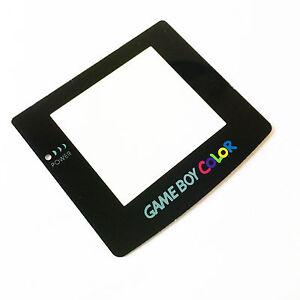 Nintendo Game Boy Color GBC System Glass Screen Lens Self Stick MINT NEW