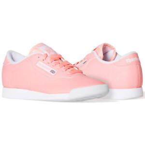 {CM8706} Women's Reebok Princess Tennis Shoes - Melon *NEW*