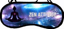 Masque de sommeil zen bouddha cache yeux anti lumière fatigue réf 77