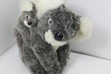 "Fiesta Koala Bear with Baby Plush 1"" Stuffed Animal"