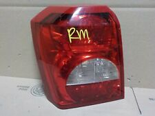 DRIVER LEFT HALOGEN OEM DODGE CALIBER 07-07 TAIL LIGHT LAMP [JU2656 RM-GRADE]