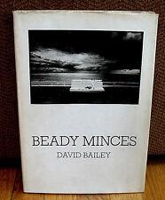 David Bailey Beady Minces Fashion Portraits Andy Warhol John Lennon Yoko Ono HC
