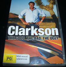 Jeremy Clarkson / Top Gear The Good The Bad The Ugly (Aust Region 4) - DVD - NEW