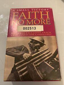 ID759z - Faith No More - A Small Victory - LASCS 39 - Cassette