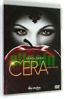 DVD C'ERA UNA VOLTA TERZA SERIE COMPLETA STAGIONE 3 (6 DVD) ABC Studios 2014