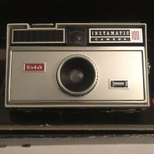 1960's Kodak Instamatic 100 Outfit With Straps & Original Case