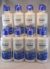 Bausch + Lomb Boston ADVANCE Conditioning Solution ~ 8 bottles 3.5 FL oz each