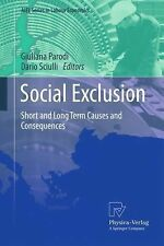 AIEL Series in Labour Economics: Social Exclusion : Short and Long Term...