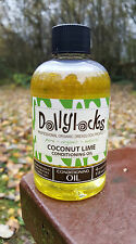 Dollylocks - Dreadlocks Conditioning Oil - Coconut Lime (4oz/118ml) Dreads