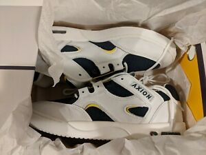 AXION GENESIS Shoes size 9.5 Kareem Campbell rare skate skateboard es