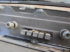 65 66 Ford Galaxie 500 Xl Am Radio Core Un-Tested Or For Parts 1965 1966
