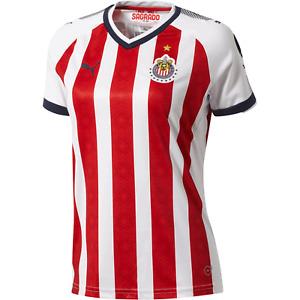 Puma Chivas Womens Home Shirt Replica 17-18    752795-01 $90