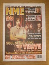 NME 1997 JUN 7 VERVE PRODIGY RADIOHEAD PLACEBO FURRYS