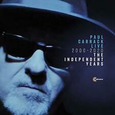 Paul Carrack - Live 2000-2020: The Independent Years (NEW 5CD)