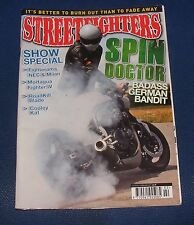 STREETFIGHTERS MAGAZINE FEBRUARY 2011 - SPIN DOCTOR