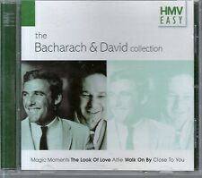 The BACHARACH & DAVID Collection - CD