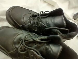 WORX Red Wing Steel Toe Work Boots Men's 15 M ASTM F 2413-05 Black