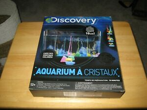 Discovery Kids Aquarium A' Cristaux BRAND NEW AND SEALED