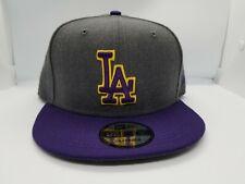 NEW ERA 9FIFTY SNAPBACK HAT.  MLB.  LOS ANGELES DODGERS.