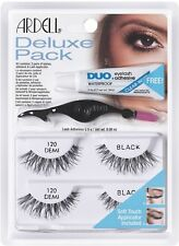 Ardell Deluxe Pack Lash #120 Black 2 ea