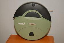 iRobot Roomba 4050 Series Green & Black  Robotic Cleaner Vacuum 1 Button