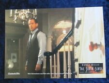 The Sixth Sense lobby card # 7 - Bruce Willis