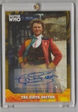 Doctor Who Signature Series Autograph Colin Baker as The Sixth Doctor 22/25